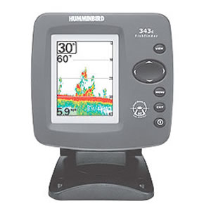 Эхолот HUMMINBIRD 343CX