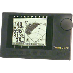 Эхолот INTERPHASE Twinscope ТМ