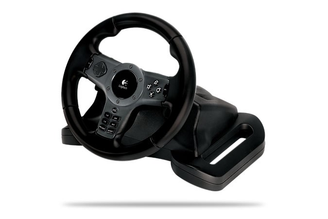Logitech (941-000038) Driving Force Wireless for PS3