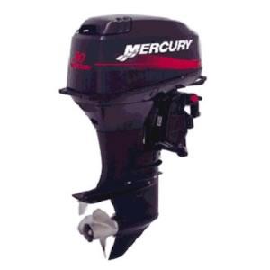 мотор лодочный навесной меркурий