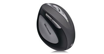 Microsoft Natural Wireless /69K-00008/ Laser Mouse 6000 Grey USB