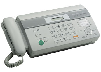 Факс PANASONIC KX-FT988RU-W