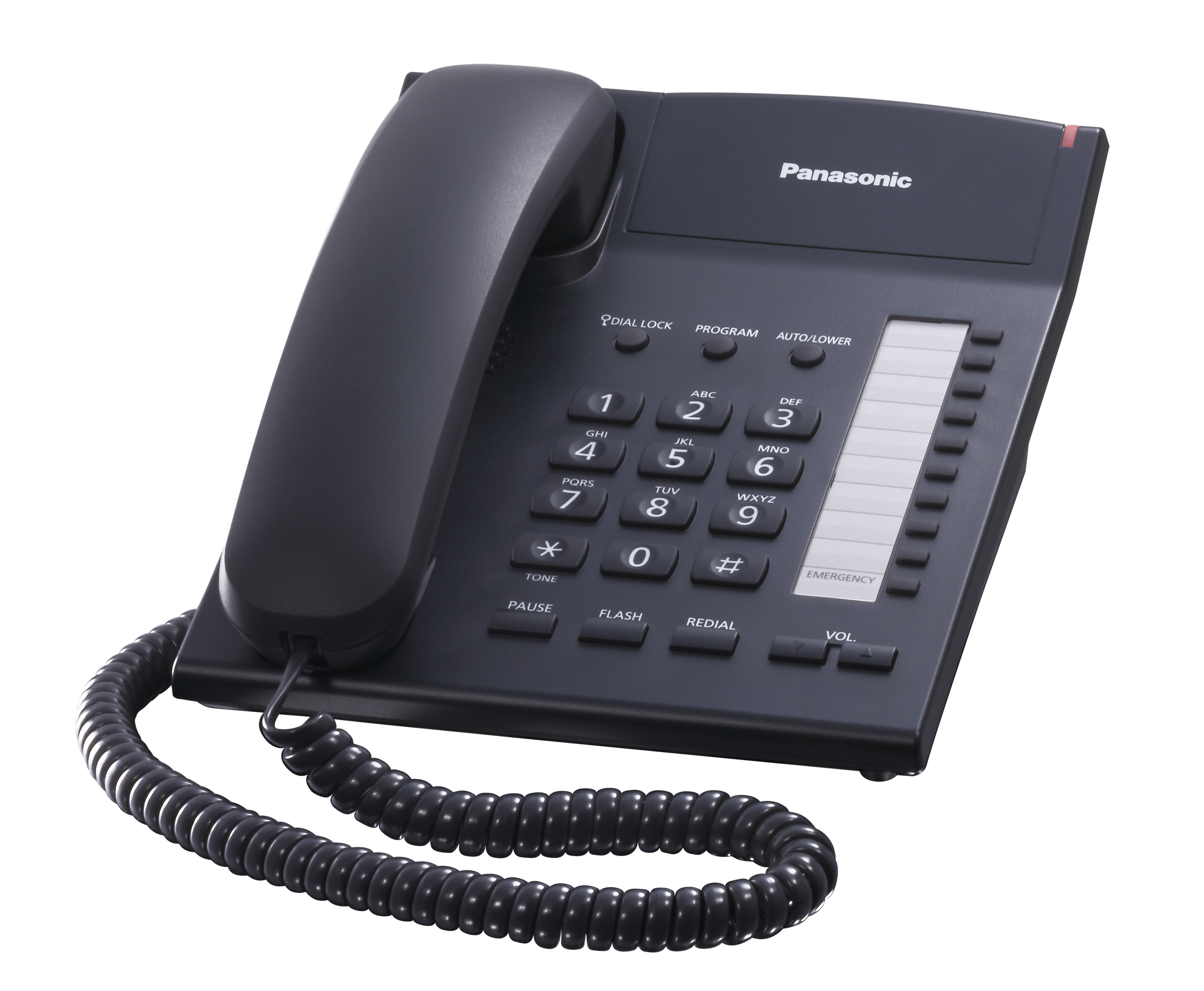Радиотелефоны Panasonic KX-TS2382RUB