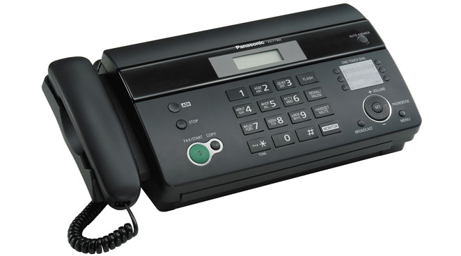Факс Panasonic KX-FT 982 RU-B