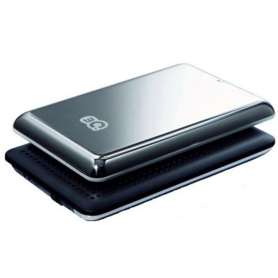 3Q Portable 3QHDD-U235H-HB500 500Gb Hairline, черный