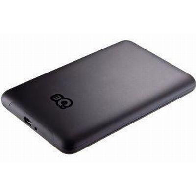 3Q Portable 3QHDD-U287-BB320 320Gb Rubber Rainbow , черный