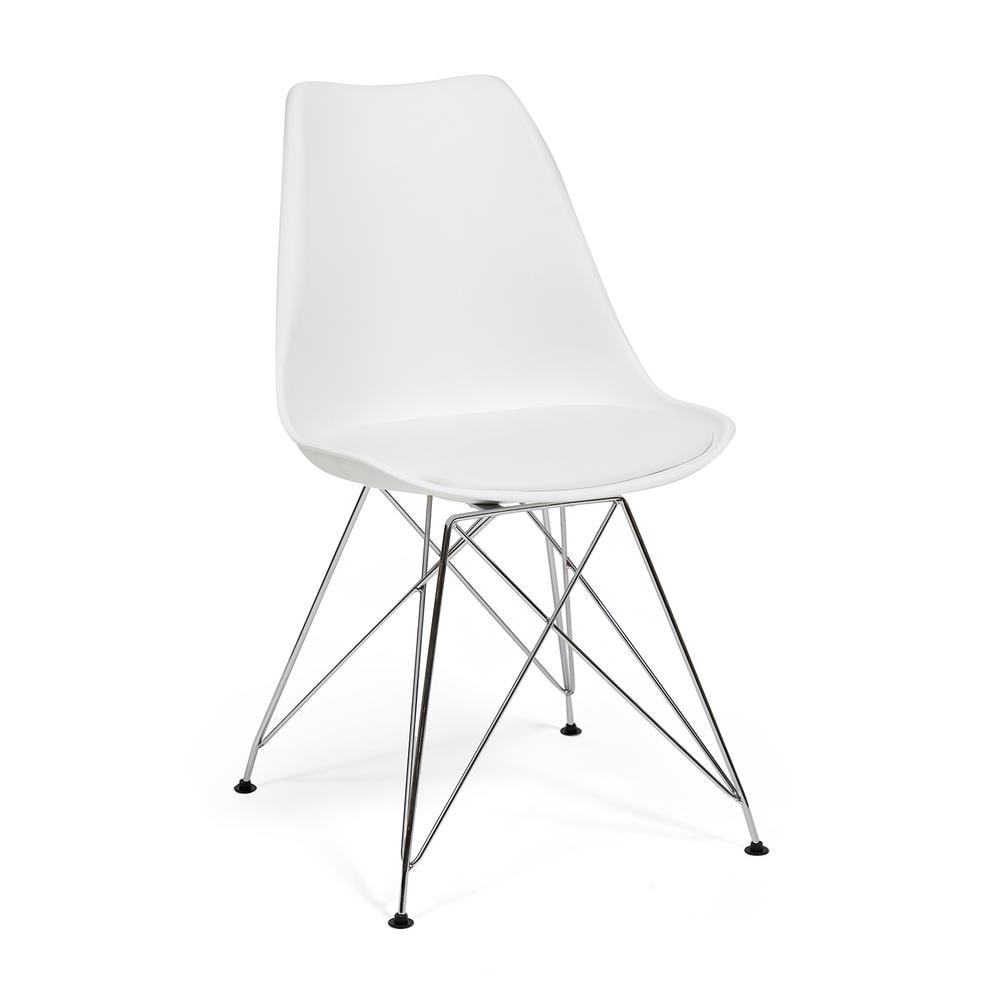 Стул Secret De Maison Tulip Iron Chair EC-123 white