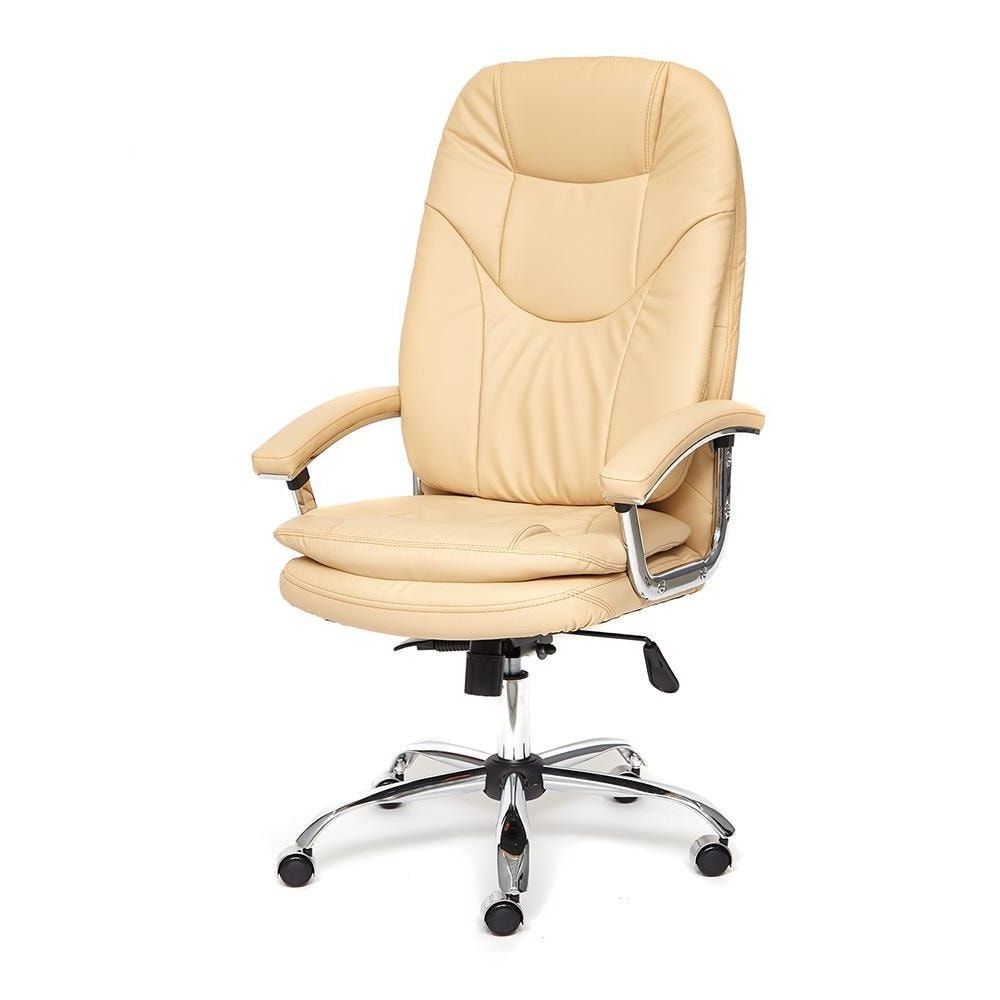 Кресло TetChair SOFTY LUX beige