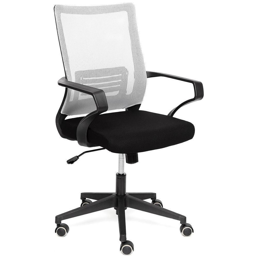 Кресло TetChair MESH-4 black grey