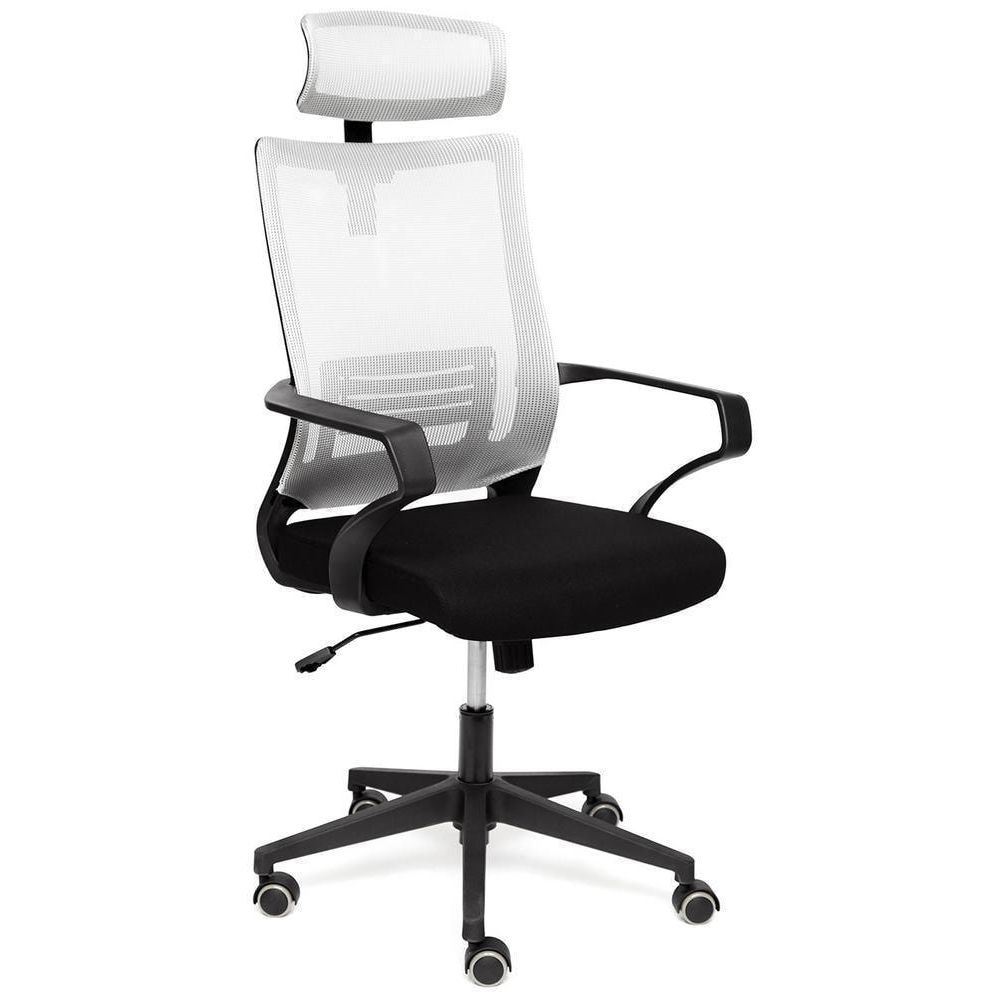 Кресло TetChair MESH-4HR black-grey