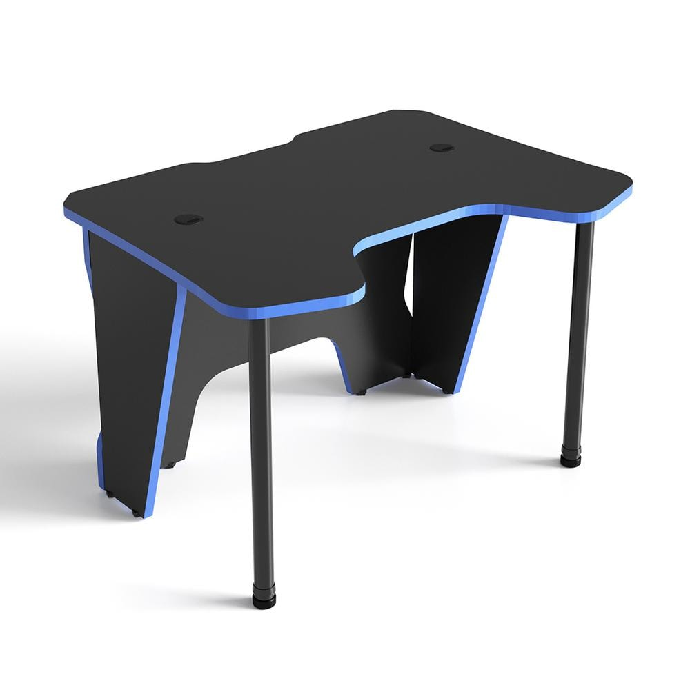 Стол TetChair Strike-2 black-blue