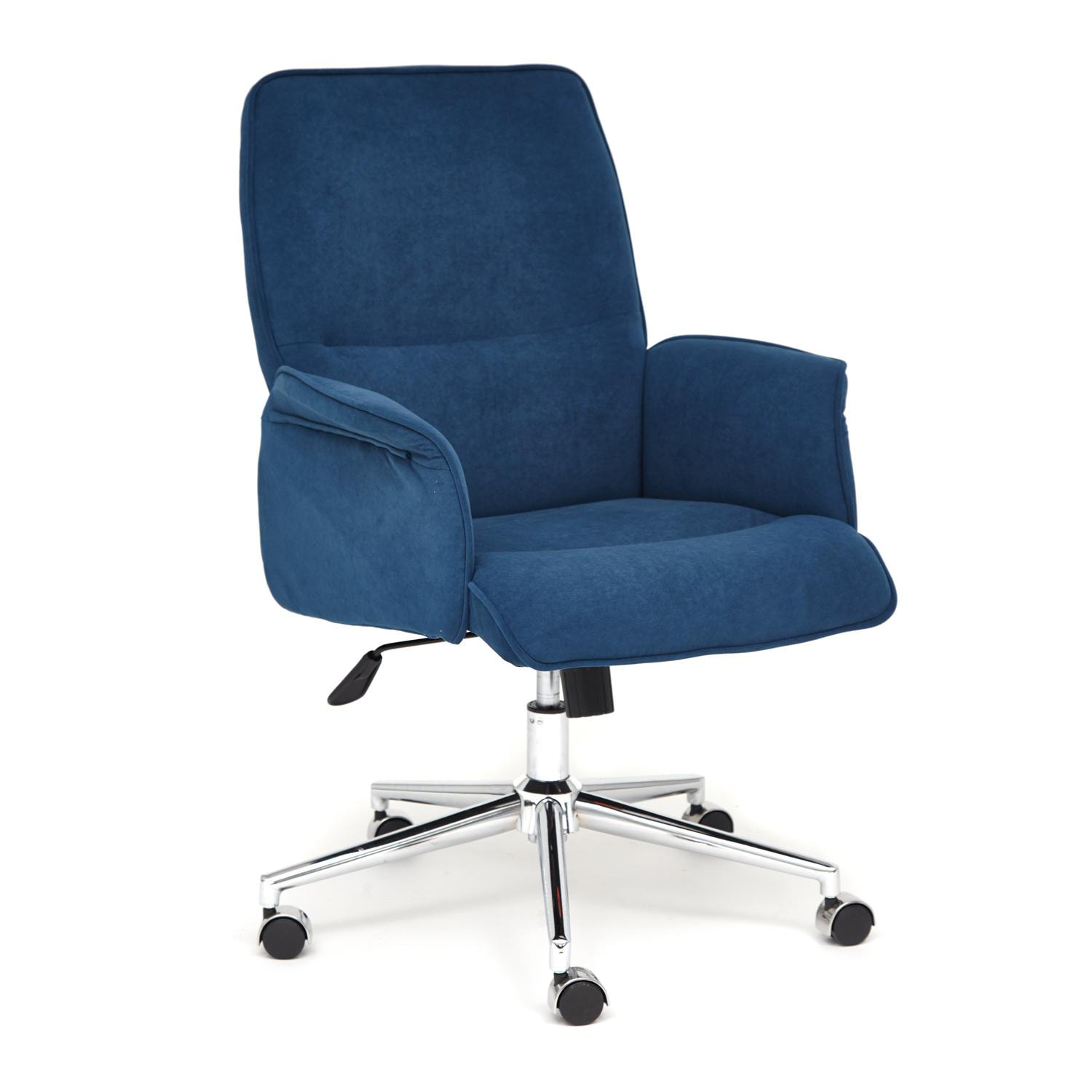 Кресло TetChair York blue flock
