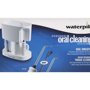 Ирригатор Waterpik WP-70E (Семейный)