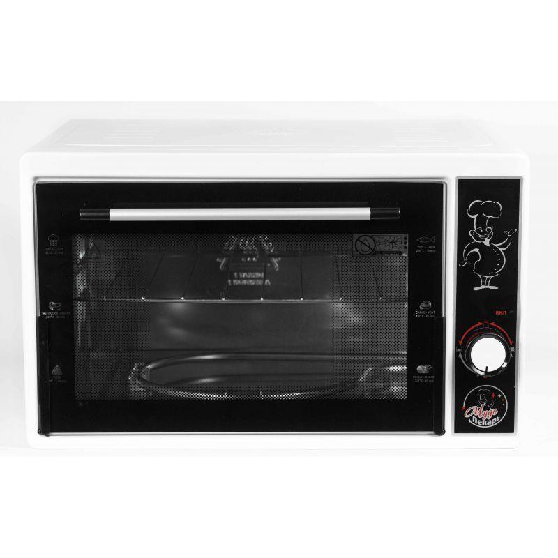 Мини-печь Чудо Пекарь ЭДБ-0121 черный