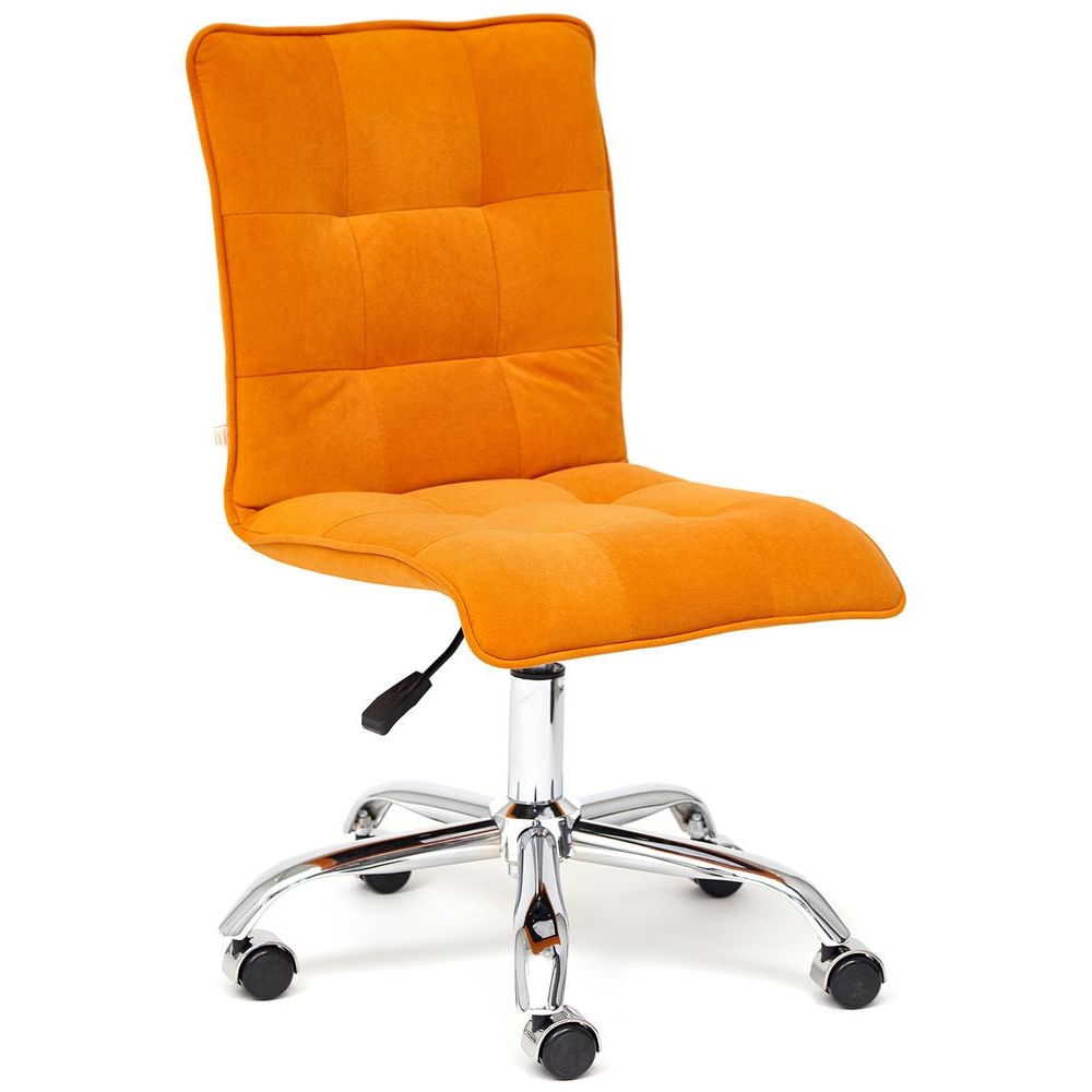 Кресло TetChair Zero orange flock